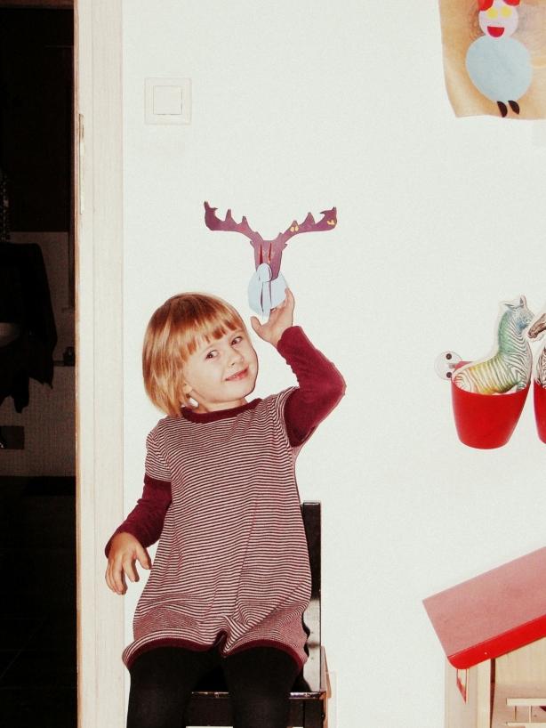 małgosia i jeleń