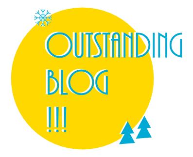 outstanding blog