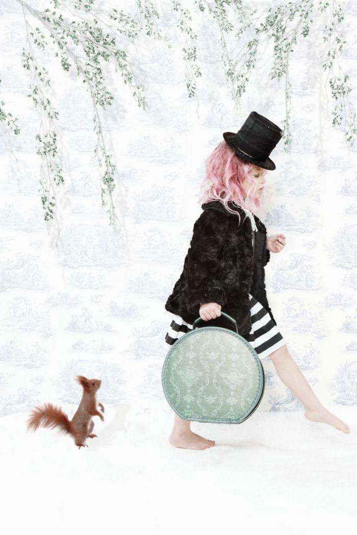 Gisela Rydberg - Stylists - Agent Bauer - la petite magazine