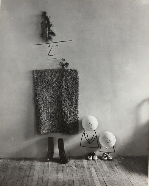 Saul Steinberg- 1950